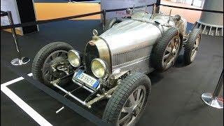 1924 Bugatti Type 35 - Exterior and Interior - Bologna Motor Show 2017