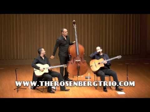 Stochelo Rosenberg Trio - TOKYO, Oji Hall - Blue Bossa