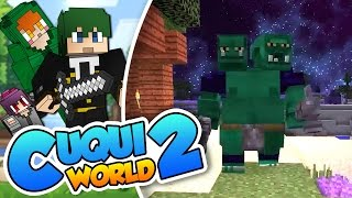 ¡El destructor de casas! - #09 - Cuqui World 2 con @Naishys