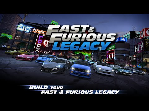 Fast & Furious: Legacy (by Kabam) - iOS / Android - HD Gameplay 60 FPS #SXSWGaming