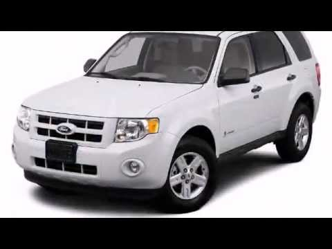 2012 Ford Escape Video