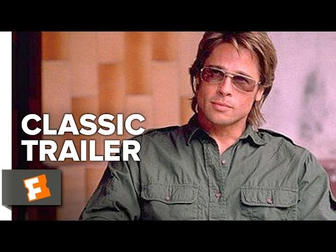 Spy Game (2001) - Official Trailer - Brad Pitt Movie HD