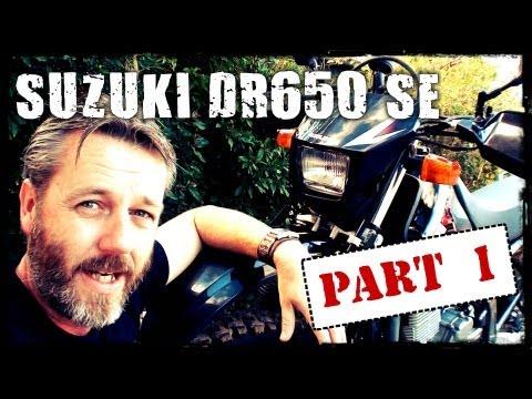 DR650 - Part 1
