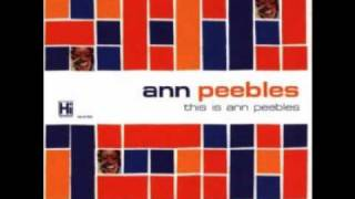 Watch Ann Peebles It