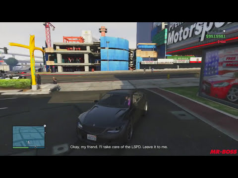 GTA 5 Online Easy 100% Confirmed Spawn Location For Simeon Vehicles & Rare Cars! (GTA V)