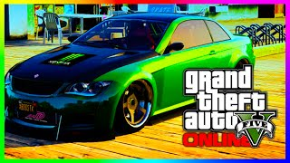 GTA 5 Online Easy 100% Confirmed Spawn Location For Simeon Vehicles & Rare Cars! (GTA V)
