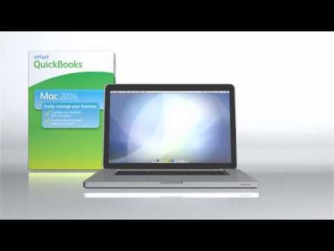 Mac Accounting Software - QuickBooks for Mac Overview