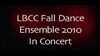 The Fall 2010 LBCC Dance Ensemble in Concert