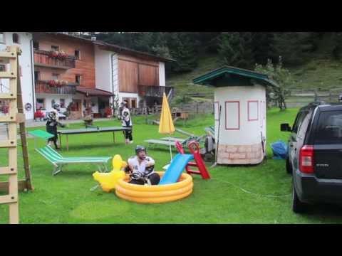 Black Hawks Cold Water Challenge 2014