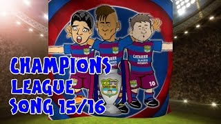 CHAMPIONS LEAGUE SONG 2015/2016 (Theme Music, Titles Anthem Preview)