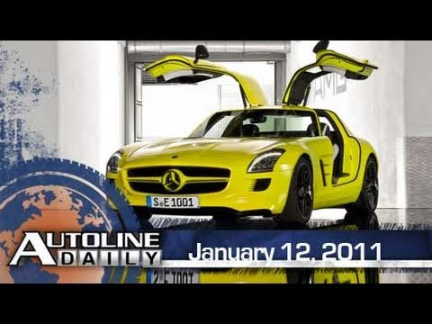 2011 NAIAS Wrap-Up - Autoline Daily 555