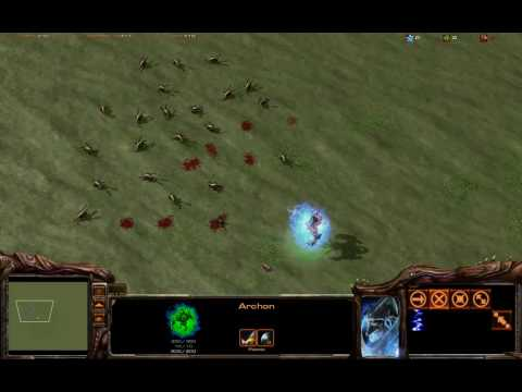 Starcraft 2 Custom Ability - Chain Lightning