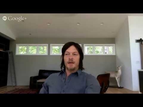 Gold Derby Q&A: Norman Reedus ('The Walking Dead') on Daryl, Carol and Beth