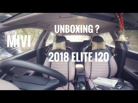 Unboxing inside elite i20 | 2018 elite i20 | happy new year | 2018 unboxing | 2018 offers | 2018 i20