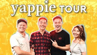 The Yappie Tour! Part 1