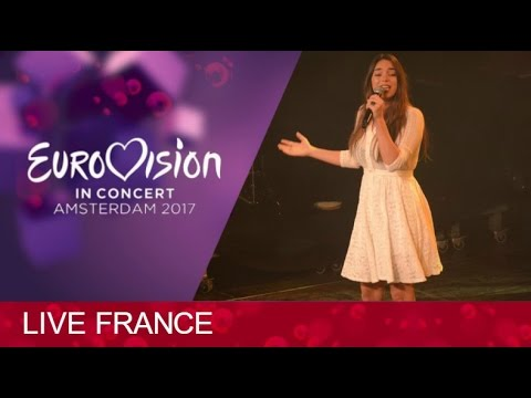 Alma- Requiem (Eurovision France 2017) LIVE @Eurovision In Concert (Amsterdam)