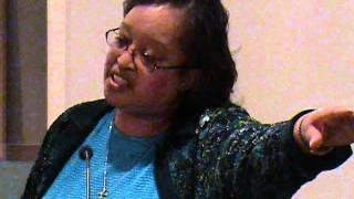 Good Friday Service, Rev  Gladys Horton, pt2 4 22 2011