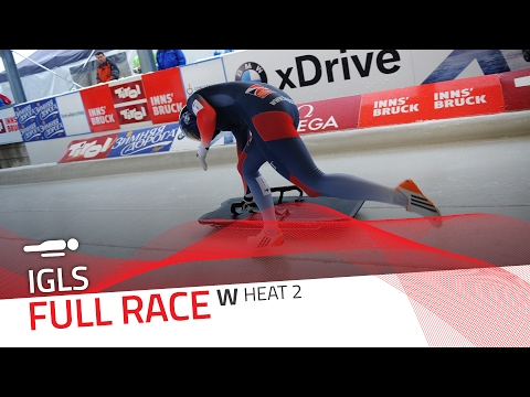 Igls | BMW IBSF World Cup 2016/2017 - Women's Skeleton Heat 2 | IBSF Official