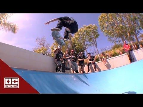Backyard Skate Park - Greg Lutzka, Dave Bachinsky & Shuriken Shannon