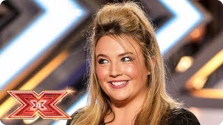 Jenny Ball hits the sweet spot with Titanium cover   Auditions Week 4   The X Factor 2017