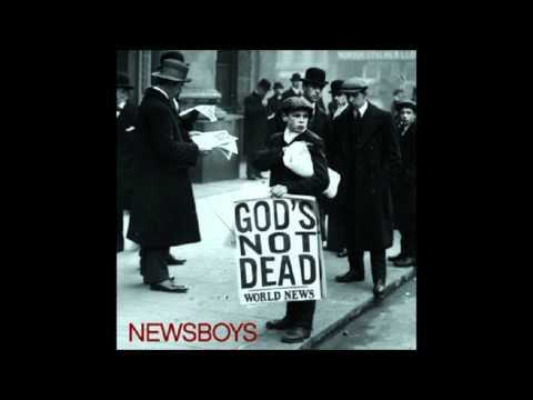 Newsboys-Mighty To Save