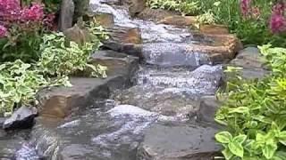 Play wasserfall selber bauen video wasserf lle f r for Teichanlage selber bauen
