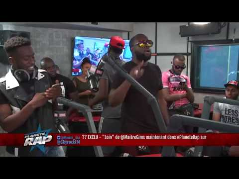 Exclu  Loin  maître gims feat dany synthe