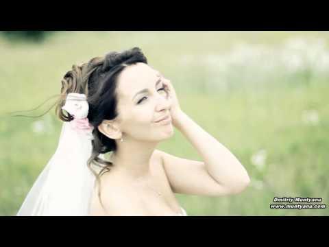 Очень красивый лучший свадебный клип.Лучшее свадебное видео
