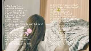 Download Lagu sad korean songs mix 🍂🍃🍁 {homework,sleeping,relaxing} Gratis STAFABAND