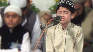 Tilawat Pani Pati Jamia Dar Ul Qaran Hafiz Abdullah Jameel Salana Taqreeb 17 03 2017