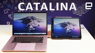 MacOS Catalina First Look: From Sidecar to Project Catalyst