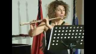 G. Fauré: Sicilienne. Flute: Anna-Majlinda Spiro, Piano: Amir Xhakoviq