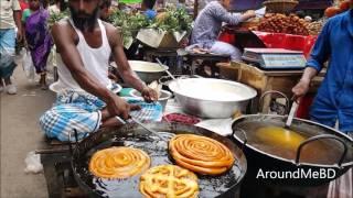 How To Make Sahi Zilapi (Special Sweet) ? Amazing Jilpi Prepared In Famous Ramadan Iftar Market