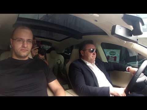 Tesla Model S в Украине - интервью с владельцем Геннадием Балашовым