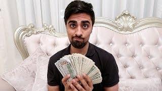 THE YOUTUBE MONEY ???