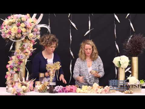 Floral Perspective: Dipped in Gold with Beth O'Reilly AIFD
