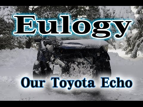 Eulogy for Regular Car Reviews' Toyota Echo