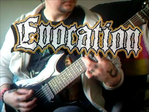Evocation - Psychosis Warfare