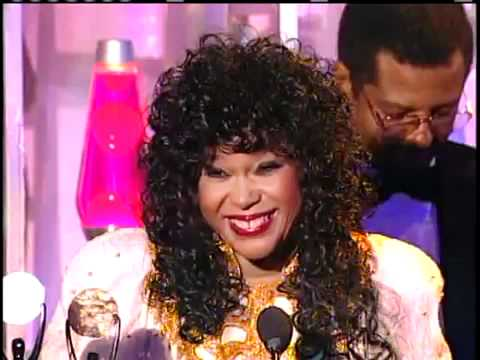 Shirelles Accept Hall of Fame Award