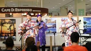 肝がなさ節~娘ジントーヨー/OKMOkinawa Koto & Miki