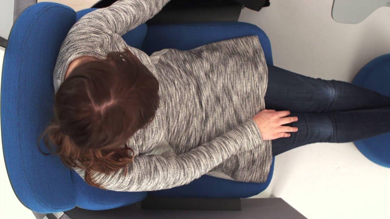 Brody WorkLounge - Ergonomic and Comfort Overview