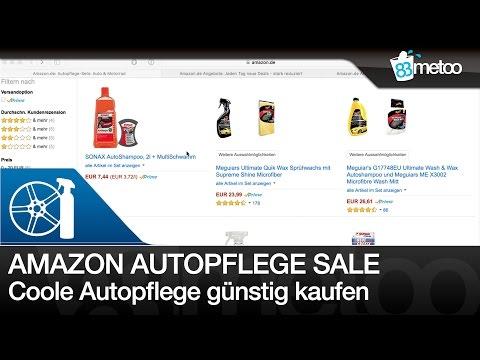 Autopflege Sets und andere Autopflege Produkte im Sale bei Amazon | 83metoo
