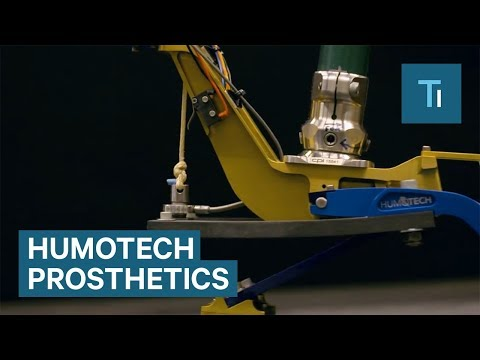 This Robotic Prosthetic Foot Gives Patients The Perfect Fit