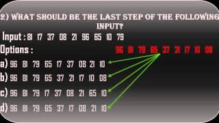 Machine Input Output Logical Reasoning Shortcut Tricks Part One