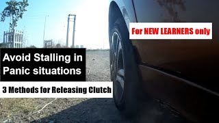 3 Methods to control the Clutch SMOOTHLY for Beginners || हड़बड़ाहट में भी