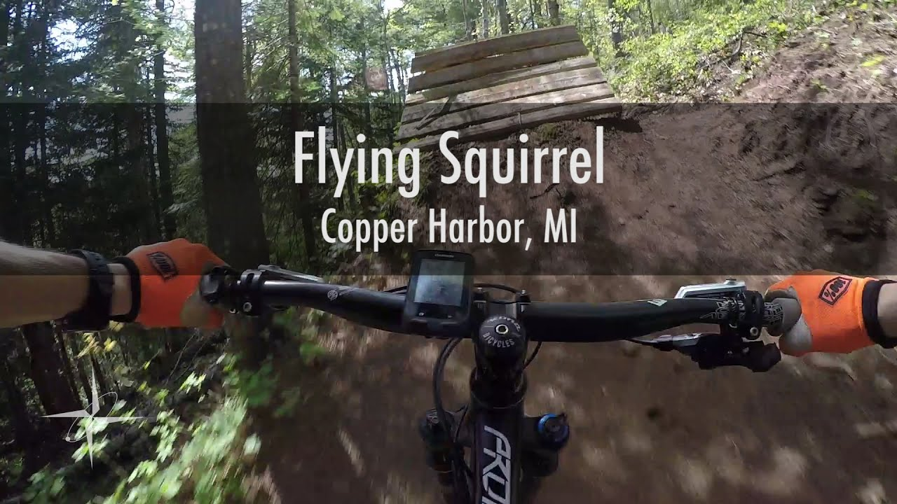 Preview image for Mountain Biking in the Keweenaw video