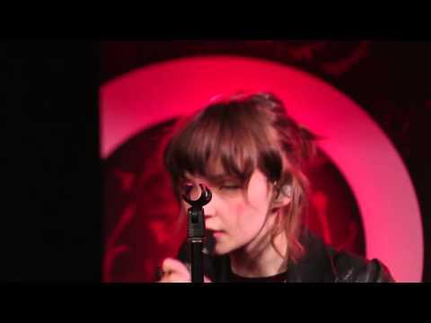 Chvrches perform  We Sink  in Studio Q