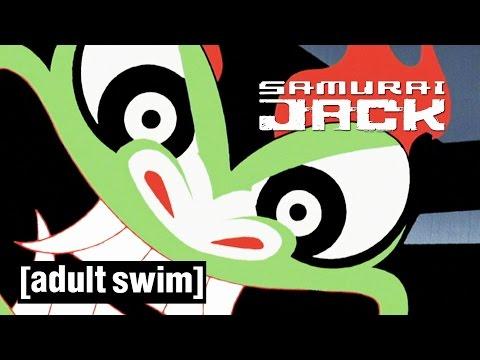 3 Showdowns with Aku | Samurai Jack | Adult Swim