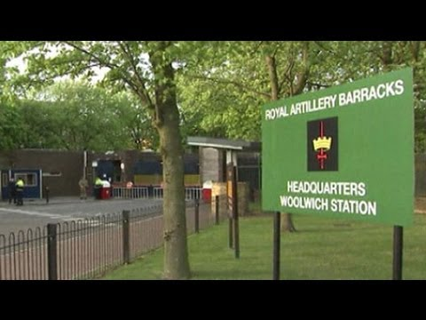 Security increased after 'barbaric' Woolwich attack