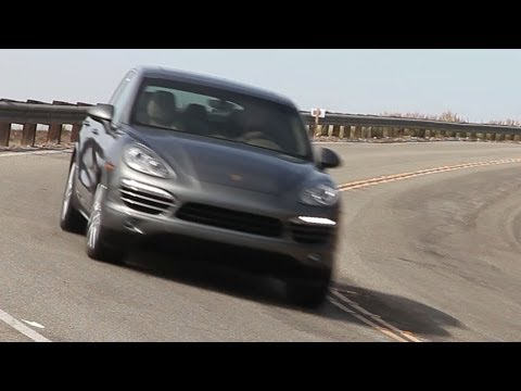 2014 Porsche Cayenne Diesel Review - TEST/DRIVE
